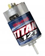 Двигун колекторний Traxxas Titan 12T/550 #3785