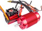 Безколекторна вологозахищена система Turnigy TrackStar 1/8 2100KV/120A