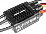 Регулятор безколекторний Hobbywing Platinum 60A V4