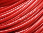 Дріт 10AWG 20см (червоний)